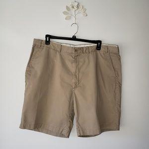 Roundtree & Yorke casuals Summer Khaki Shorts 46